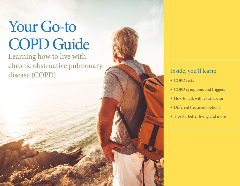 COPD facts COPD symptoms and triggers How to talk with your
