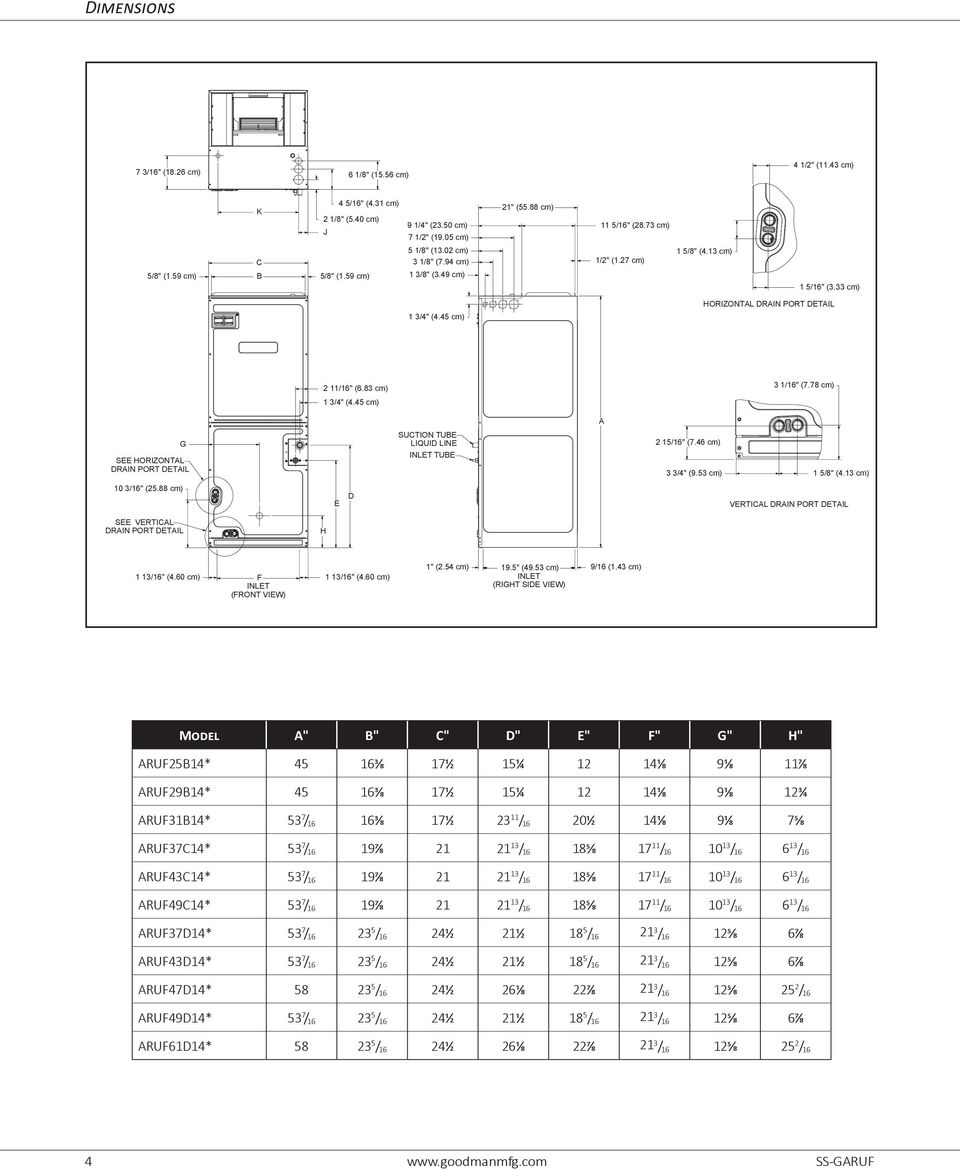 Lennox Gcs16 Wiring Diagram Trusted Diagrams Goettl 120 Service Parts 060 And