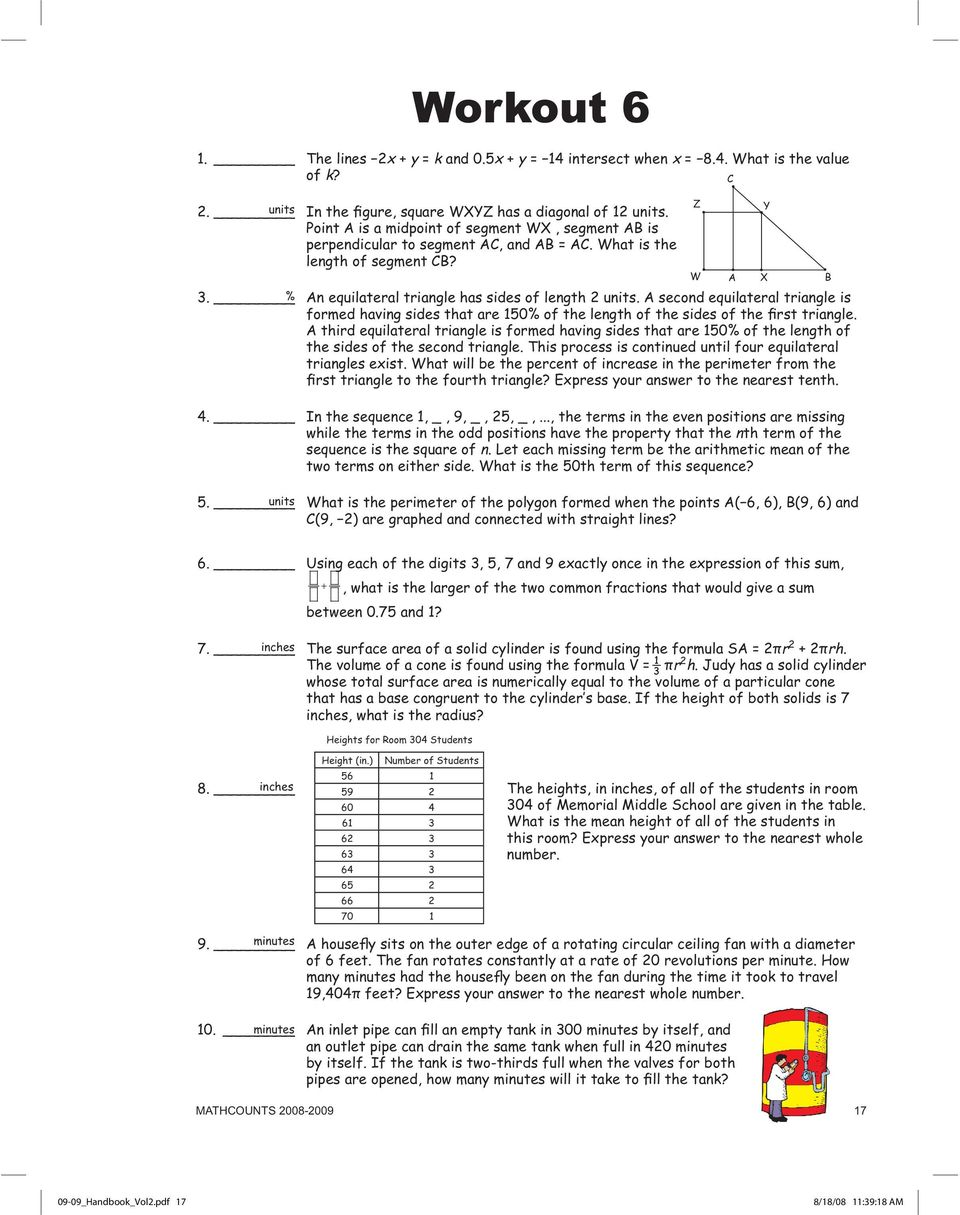 School handbook volume ii pdf a second equilateral triangle is formed having sides that are 150 of the length of fandeluxe Images