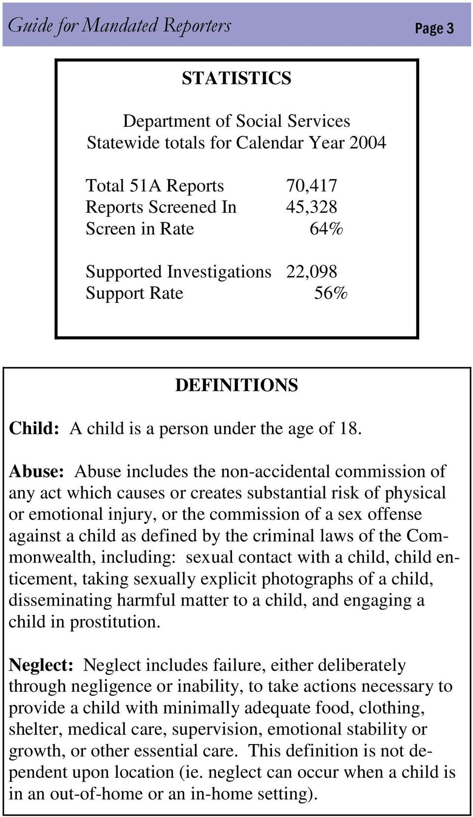 child abuse & neglect - pdf