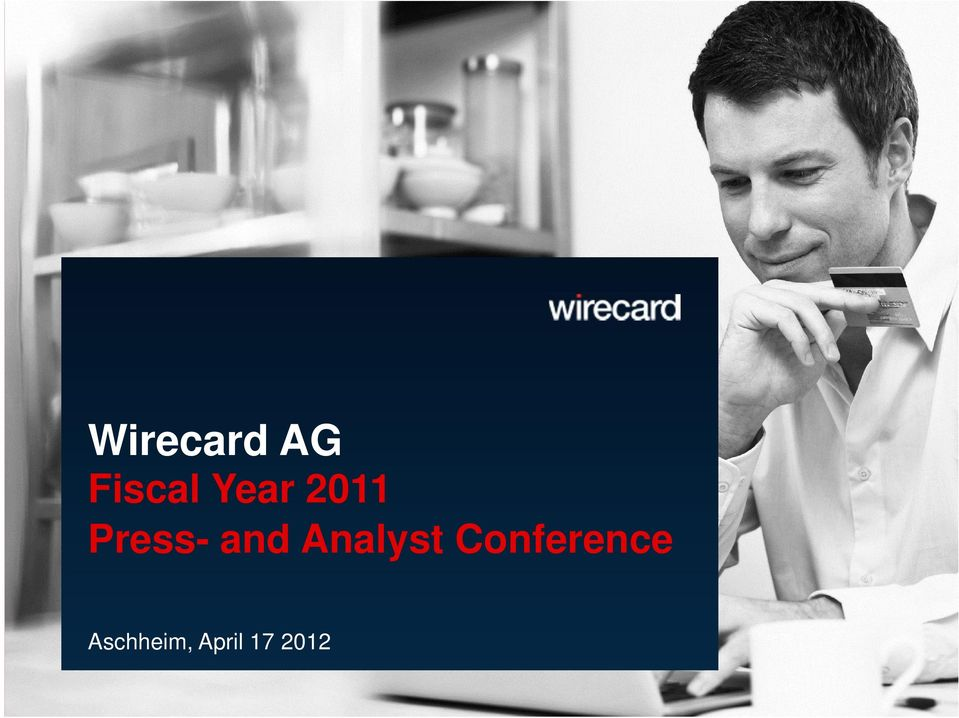 Analyst Conference