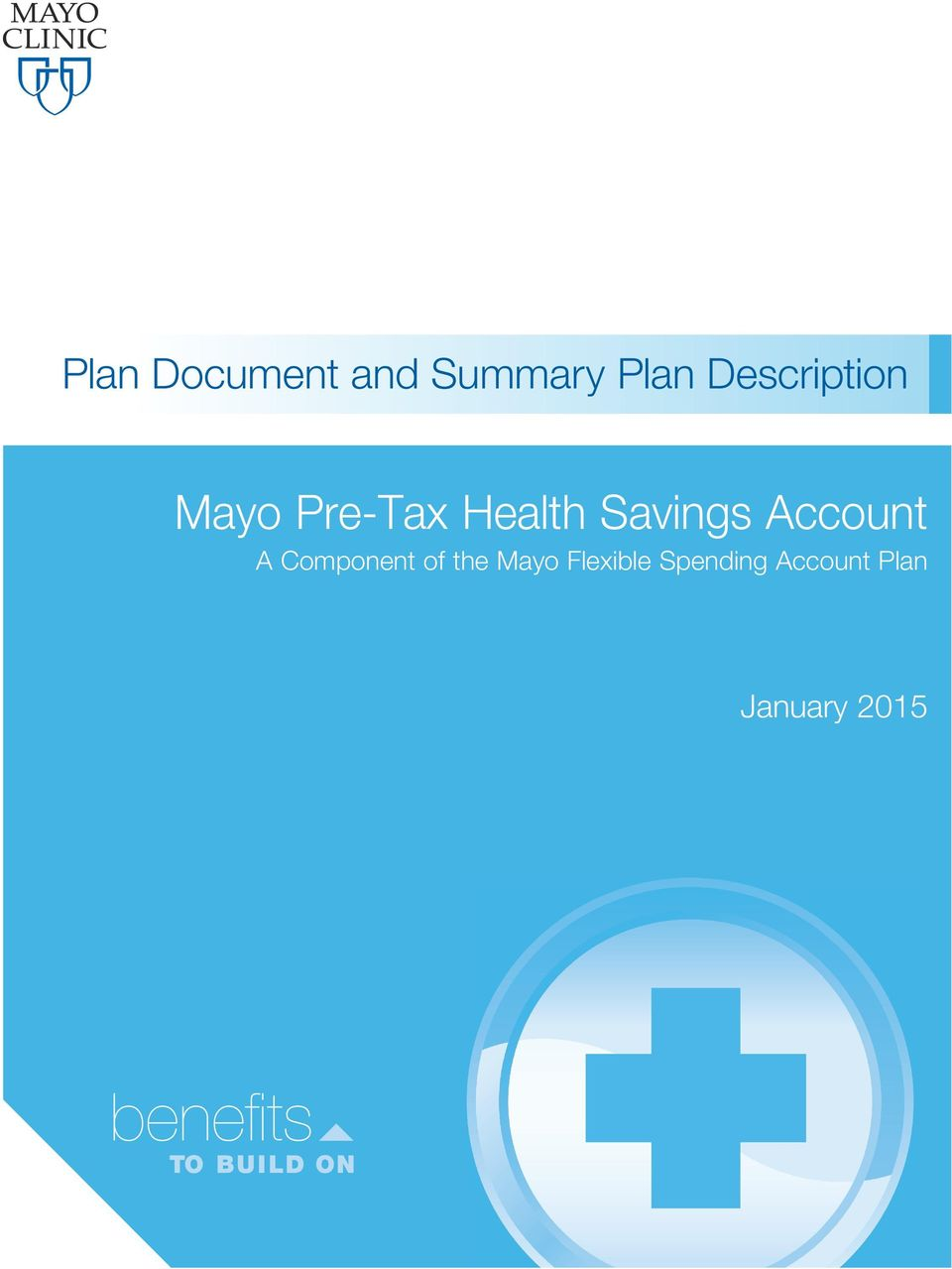 Mayo Flexible Spending Account