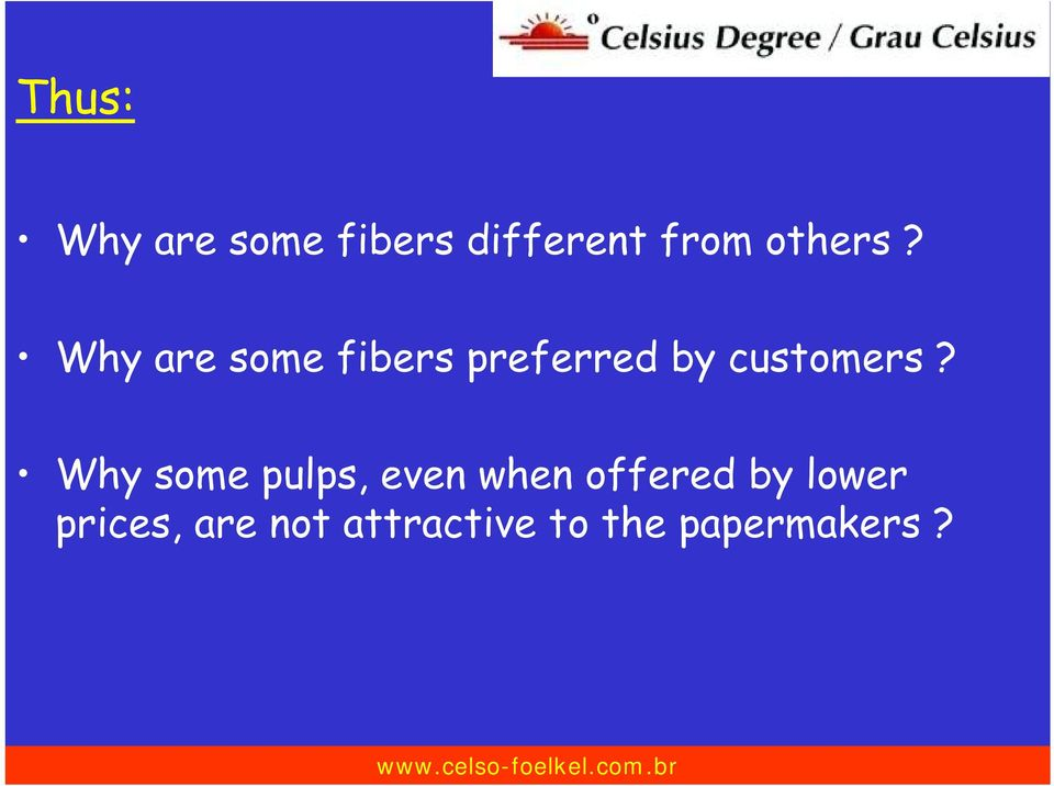 Why are some fibers preferred by customers?