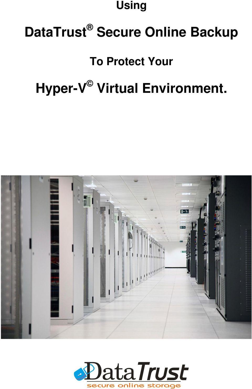 Protect Your Hyper-V