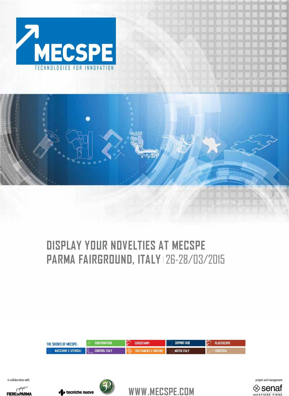 THE SHOWS OF MECSPE: 3DPRINT HUB in