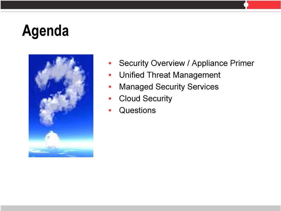 Threat Management Managed