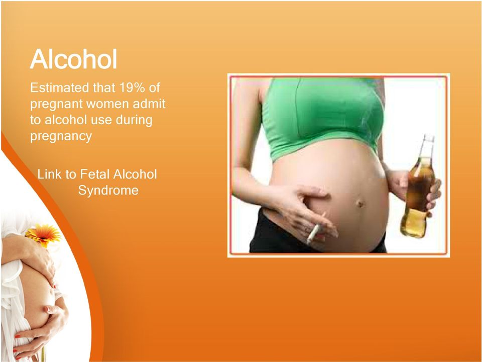 alcohol use during pregnancy