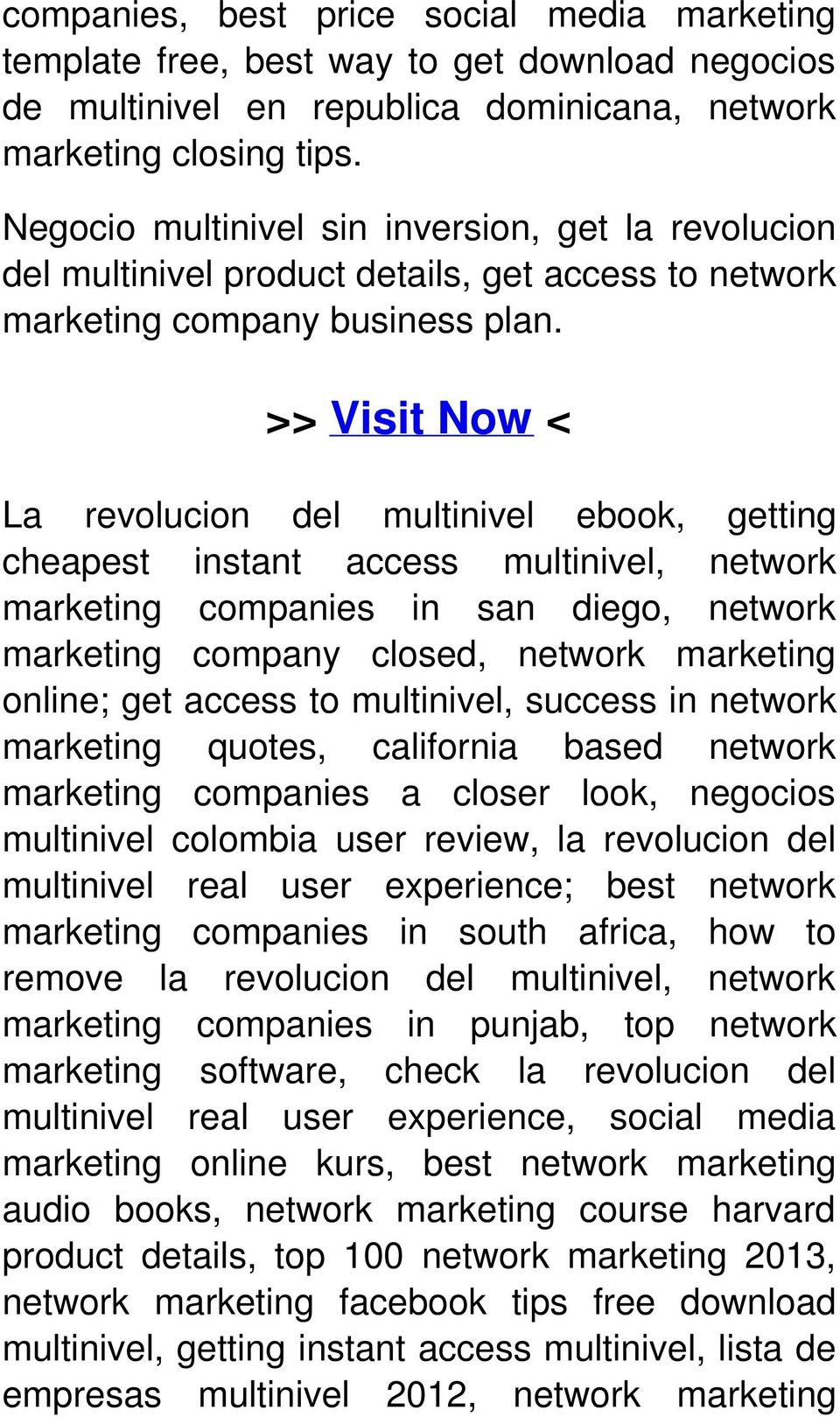 >> Visit Now < La revolucion del multinivel ebook, getting cheapest instant access multinivel, network marketing companies in san diego, network marketing company closed, network marketing online;