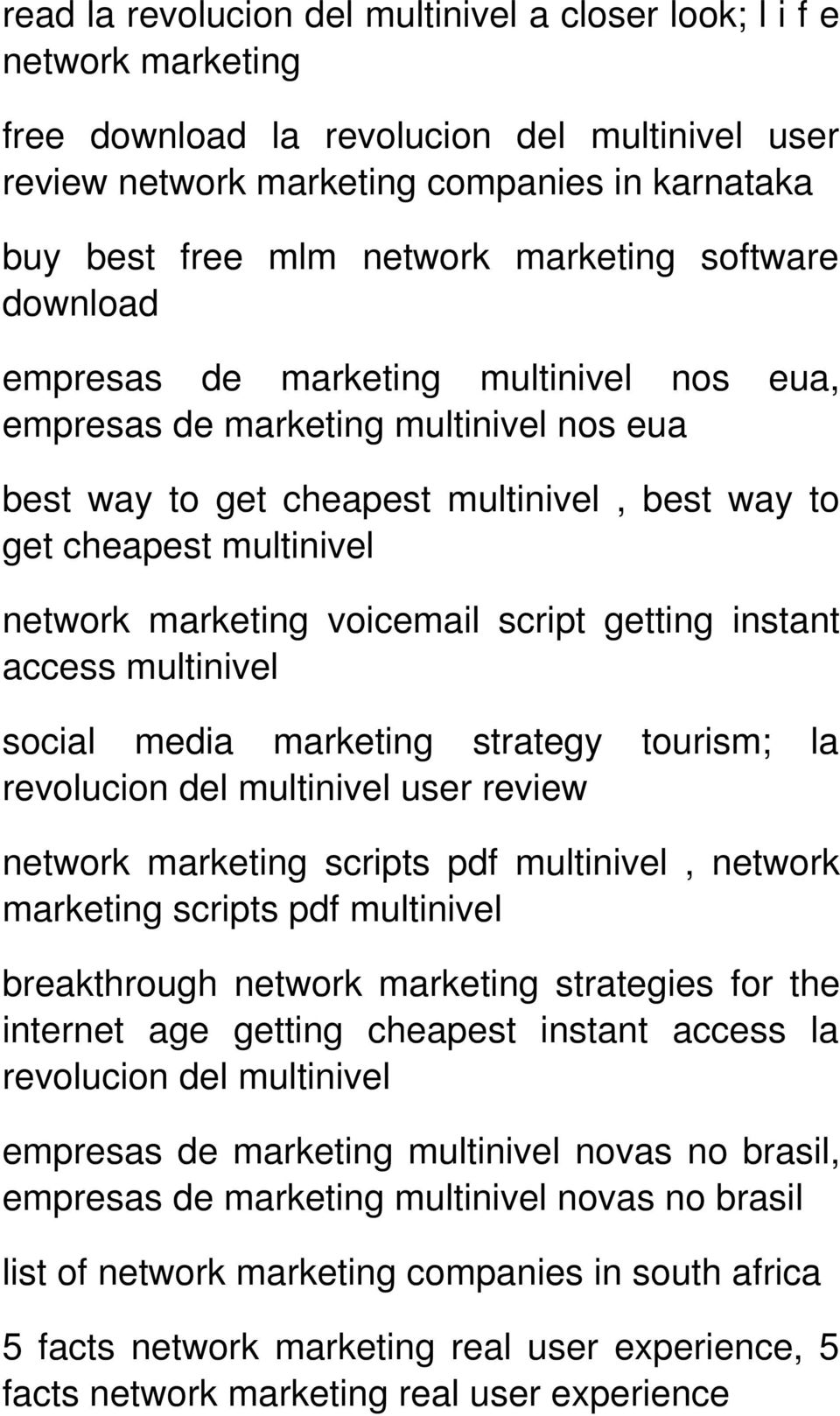 marketing voicemail script getting instant access multinivel social media marketing strategy tourism; la revolucion del multinivel user review network marketing scripts pdf multinivel, network