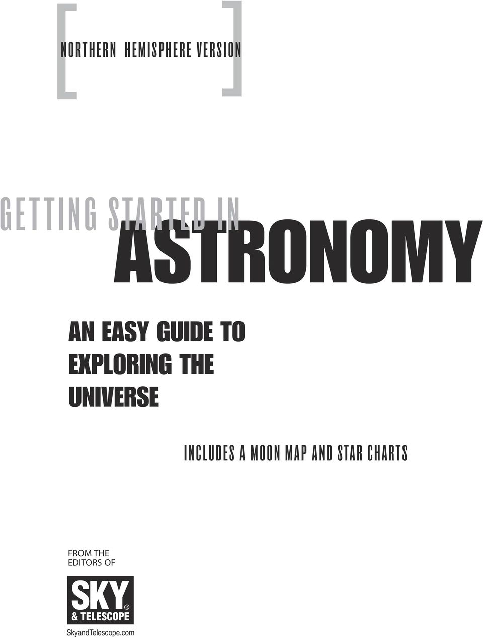 GUIDE TO EXPLORING THE UNIVERSE