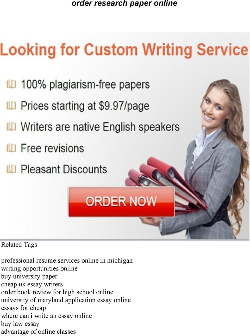 order book review for high school online university of maryland application essay