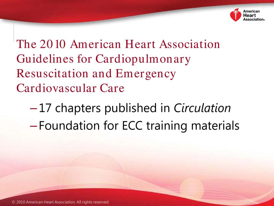 Cardiovascular Care 17 chapters published in