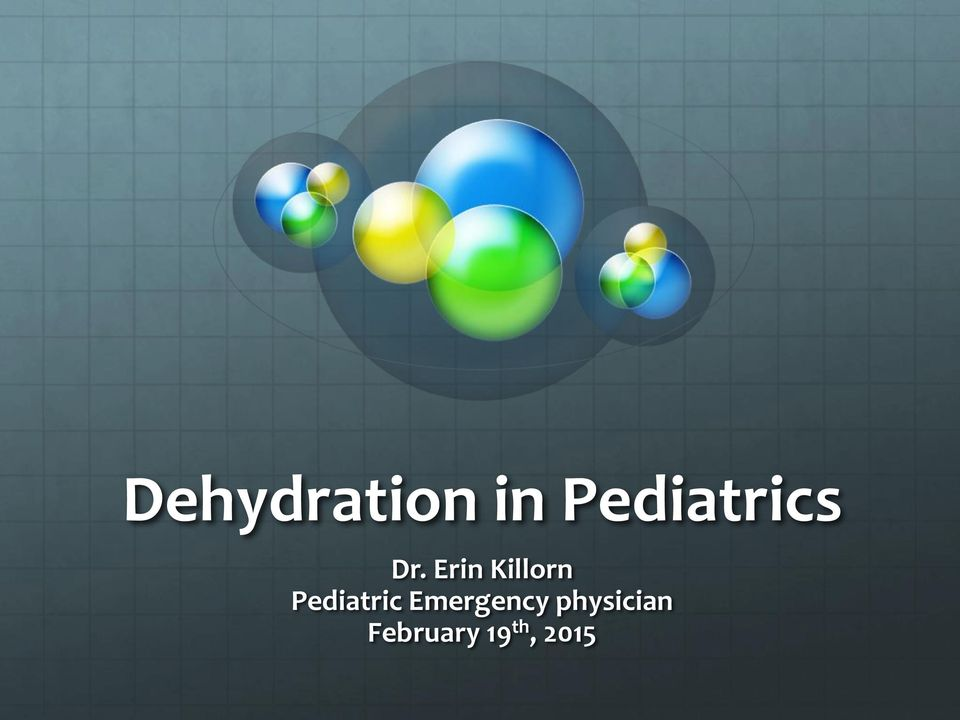 Erin Killorn Pediatric