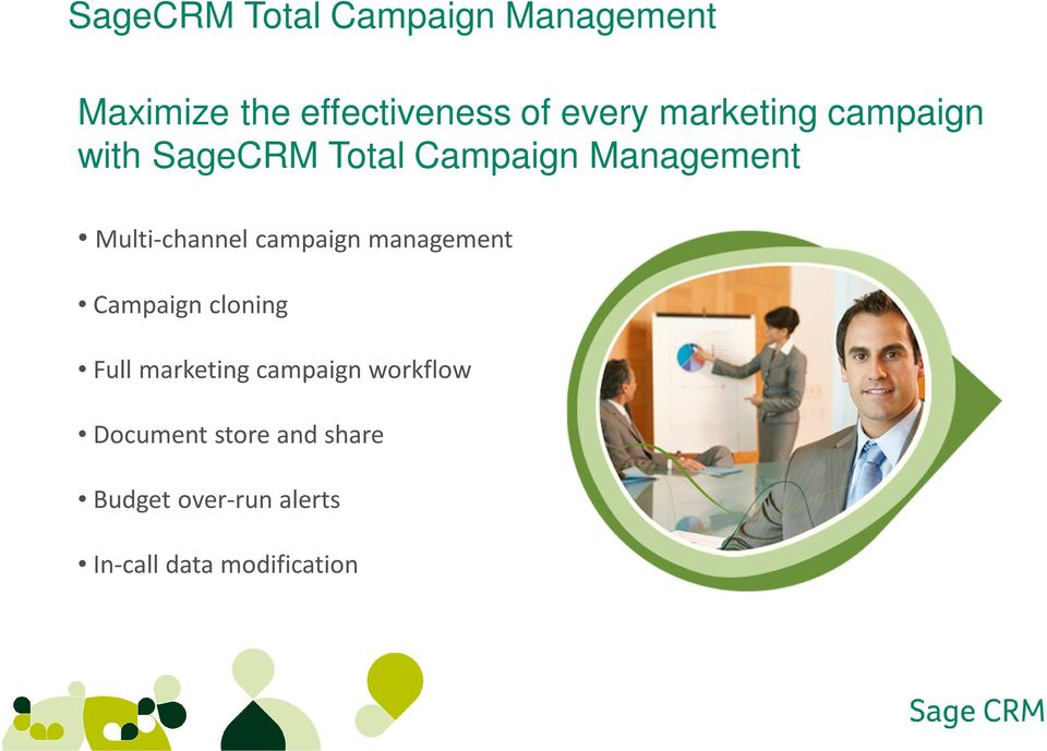 campaign management Campaign cloning Full marketing campaign workflow
