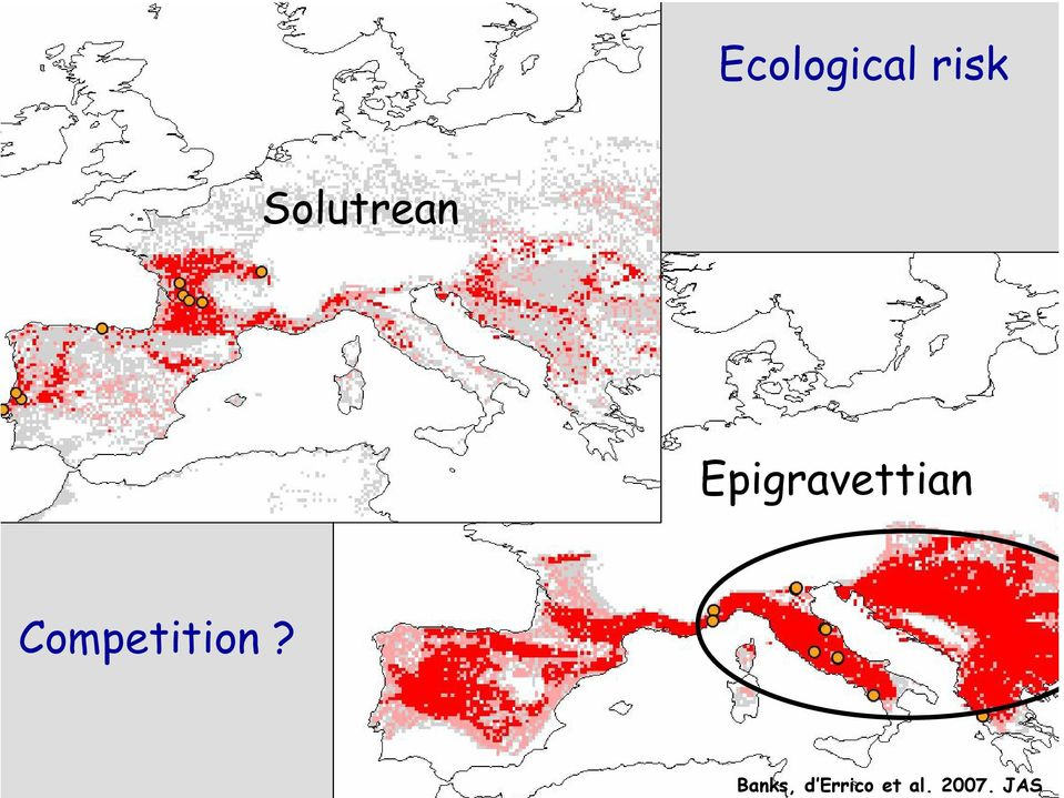 Ecological risk Geographic