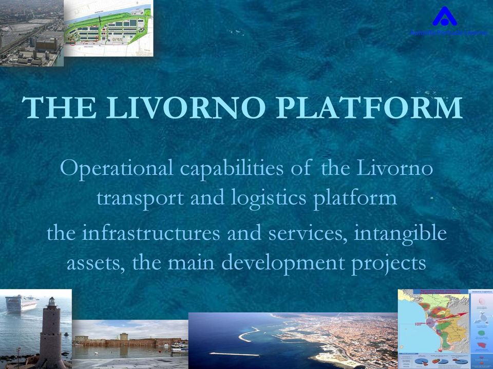 logistics platform the infrastructures and