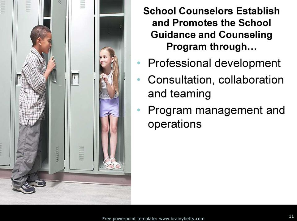 Professional development Consultation,