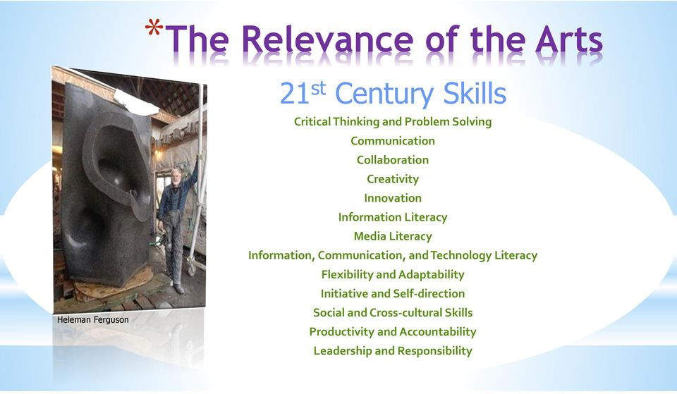Information, Communication, and Technology Literacy Flexibility and Adaptability Initiative and