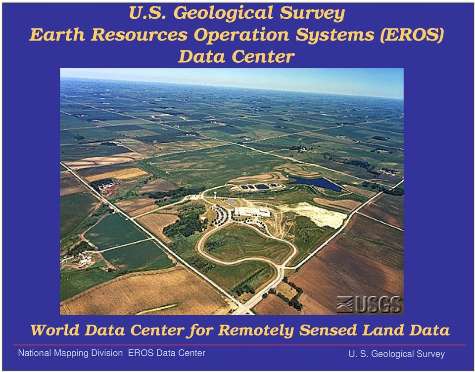 (EROS) Data Center World Data