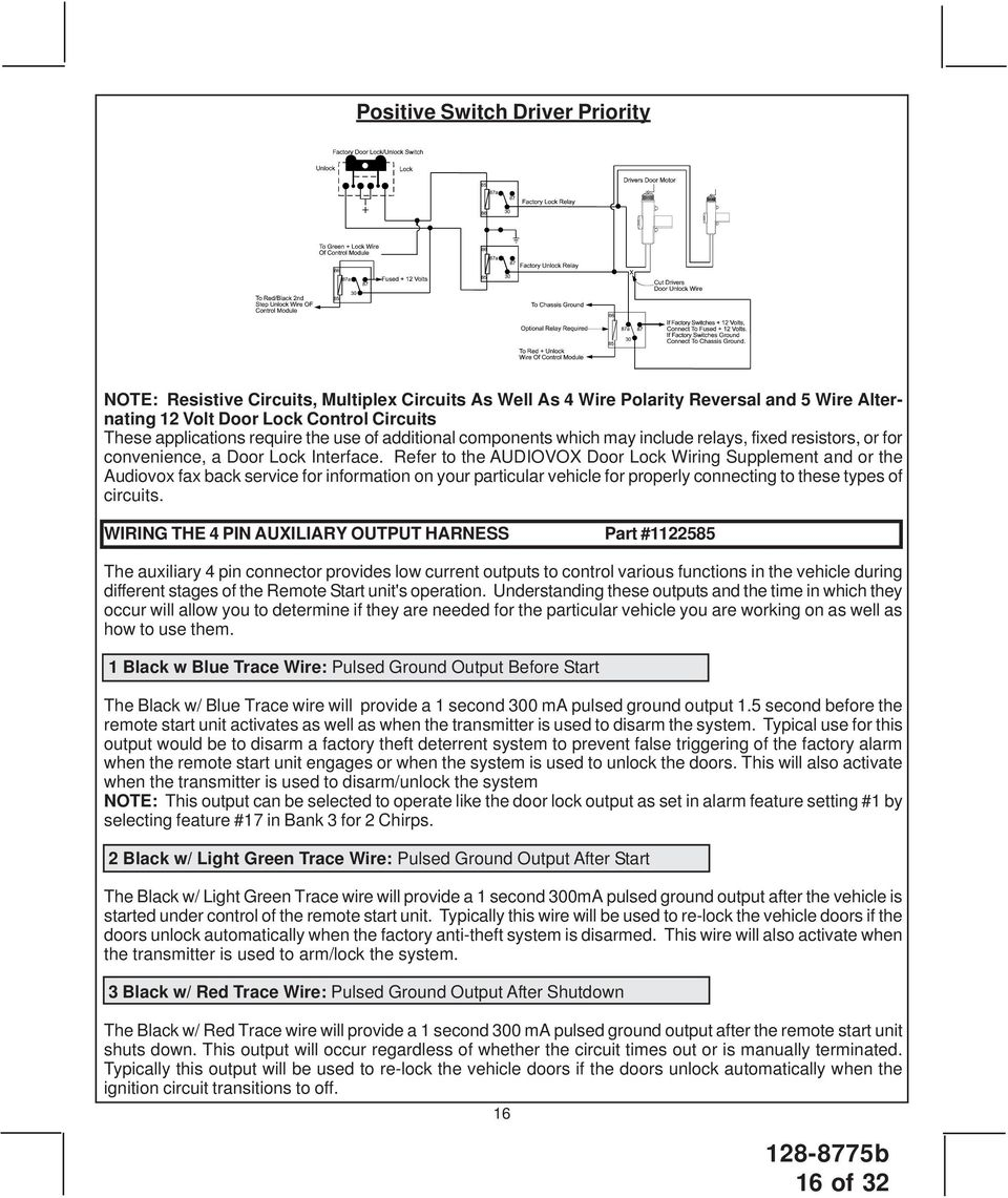 Magnificent 5 Wire Relay Picture Collection - Wiring Diagram Ideas ...