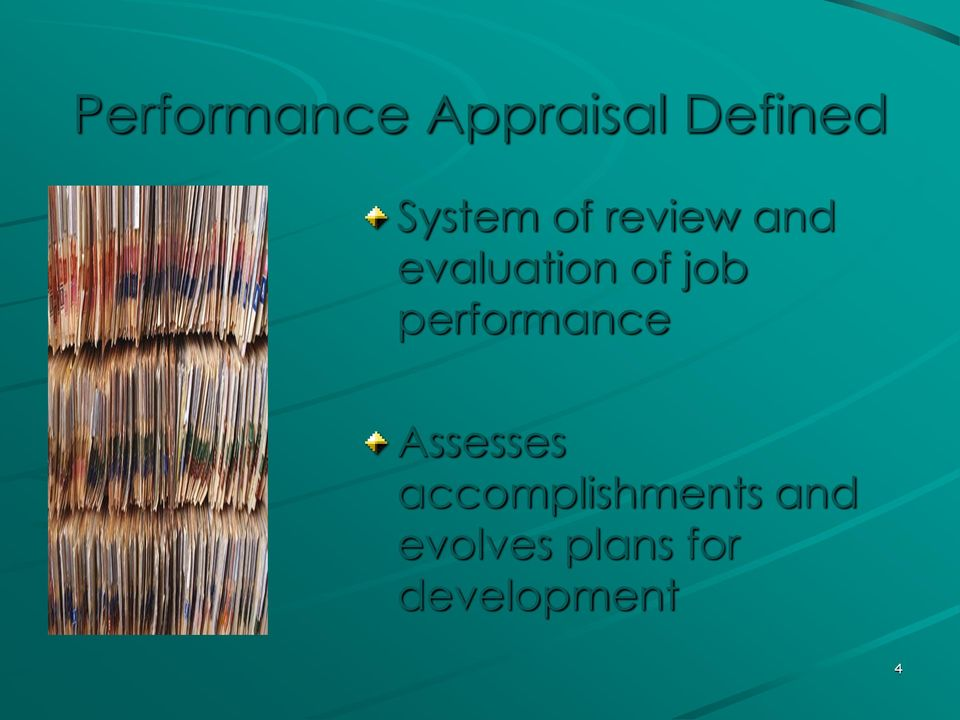job performance Assesses