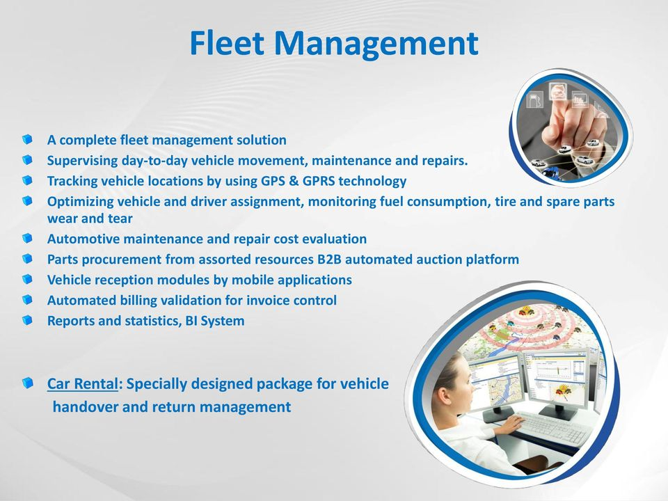 and tear Automotive maintenance and repair cost evaluation Parts procurement from assorted resources B2B automated auction platform Vehicle reception