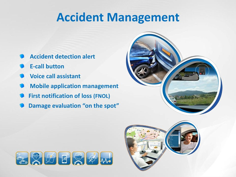 Mobile application management First