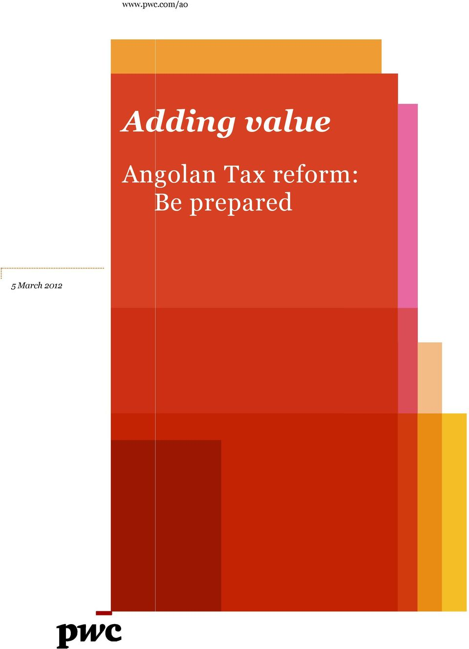 value Angolan Tax