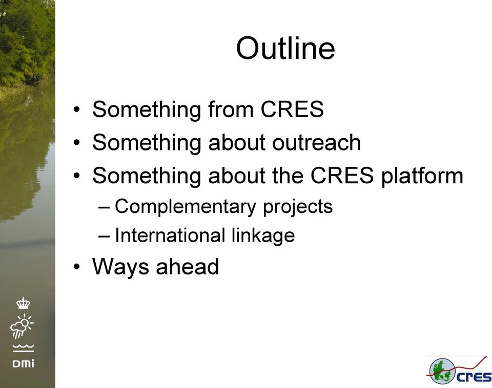 about the CRES platform
