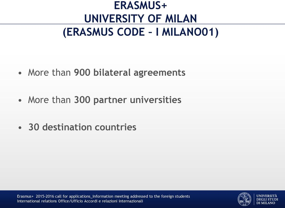 bilateral agreements More than 300