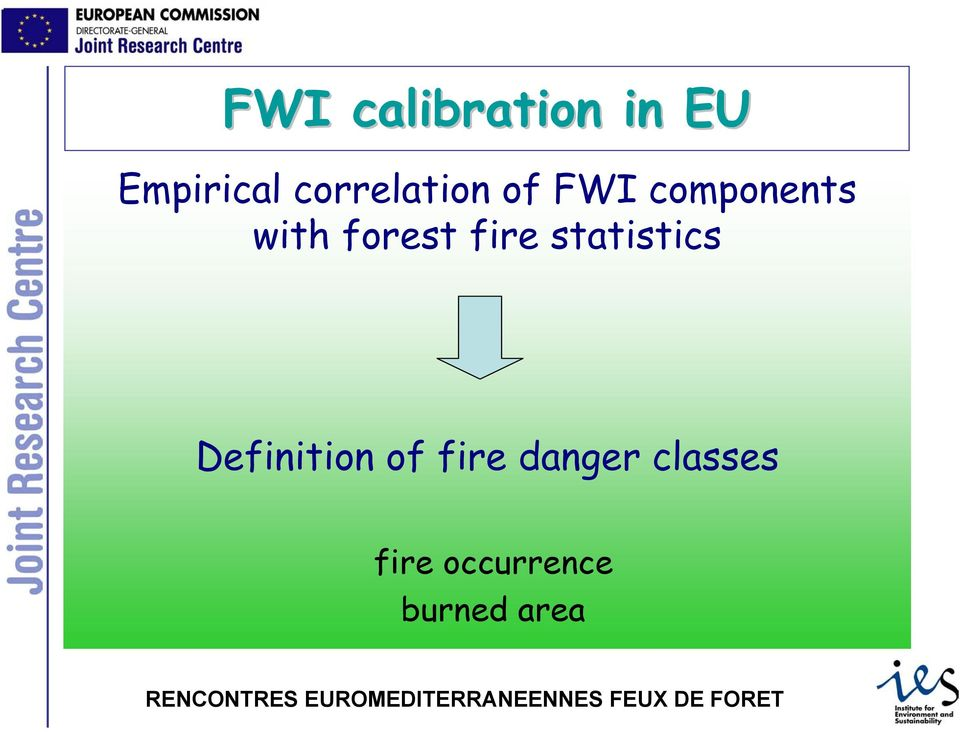 forest fire statistics Definition of