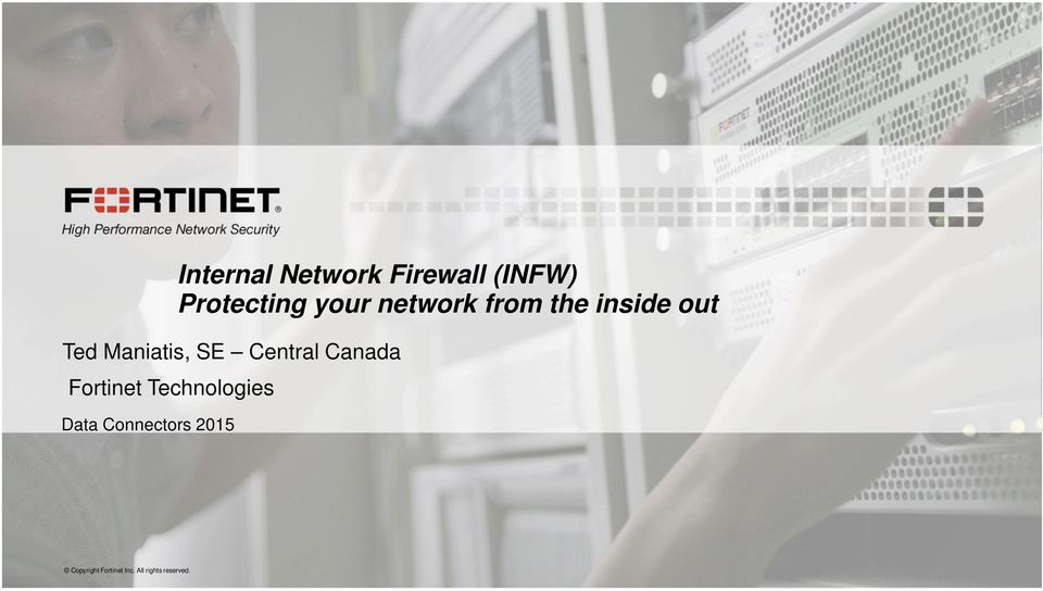Central Canada Fortinet Technologies Data