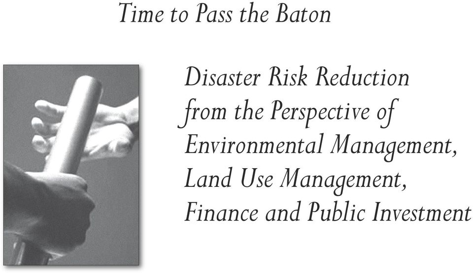 Environmental Management, Land Use