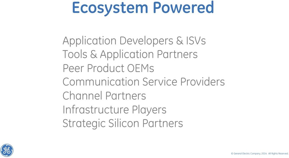 Communication Service Providers Channel Partners