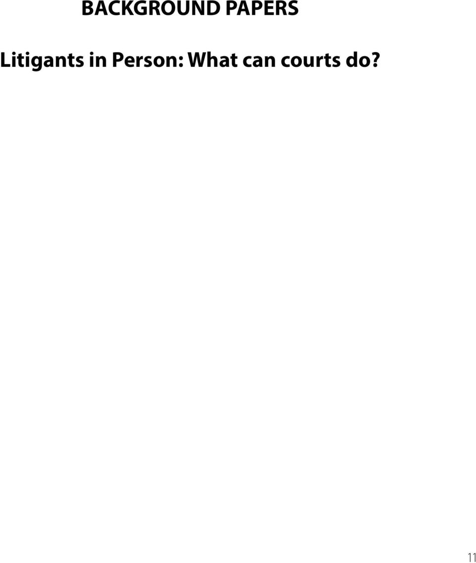 Litigants in