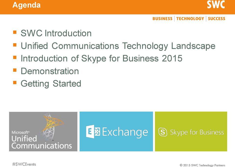 Landscape Introduction of Skype