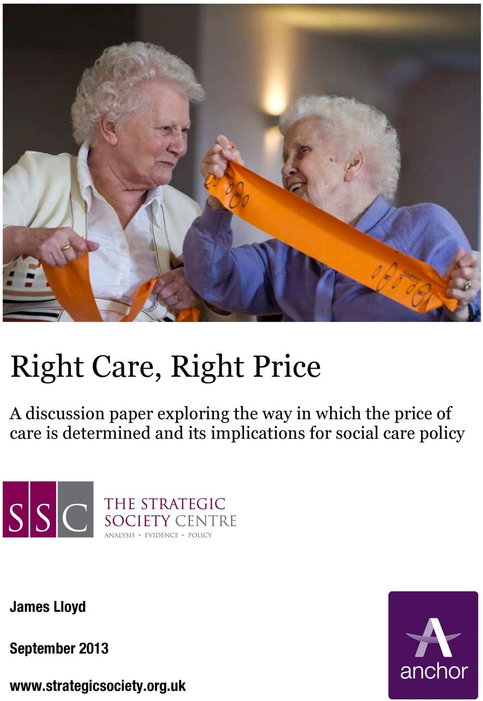 its implications for social care policy
