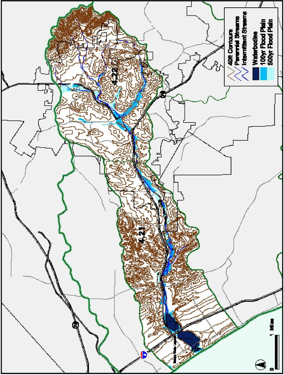 2-3: Buena Vista Creek