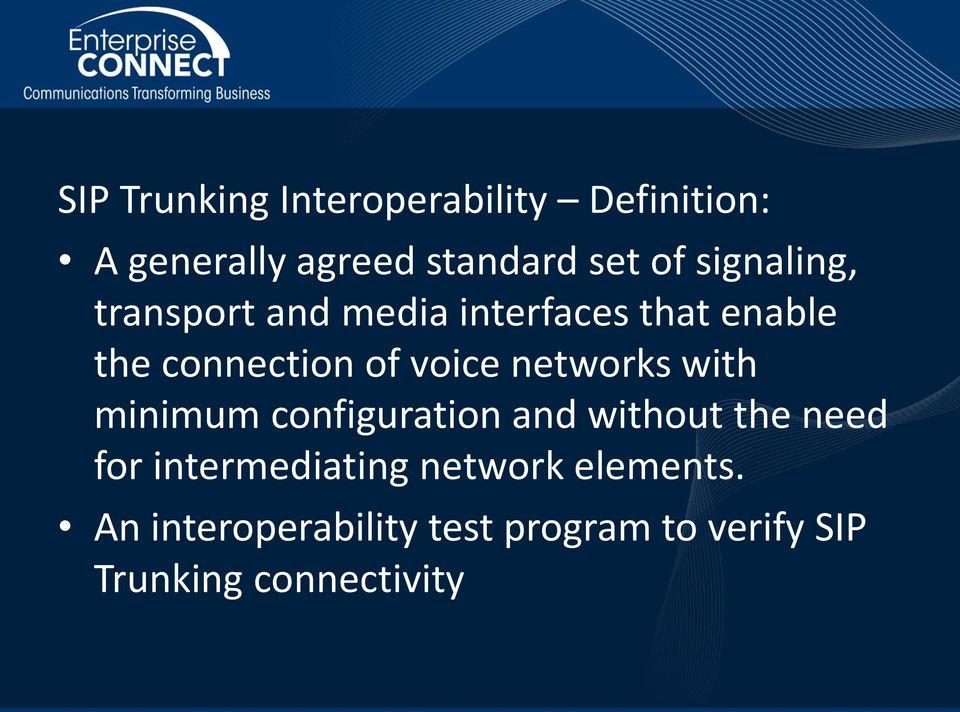 networks with minimum configuration and without the need for intermediating