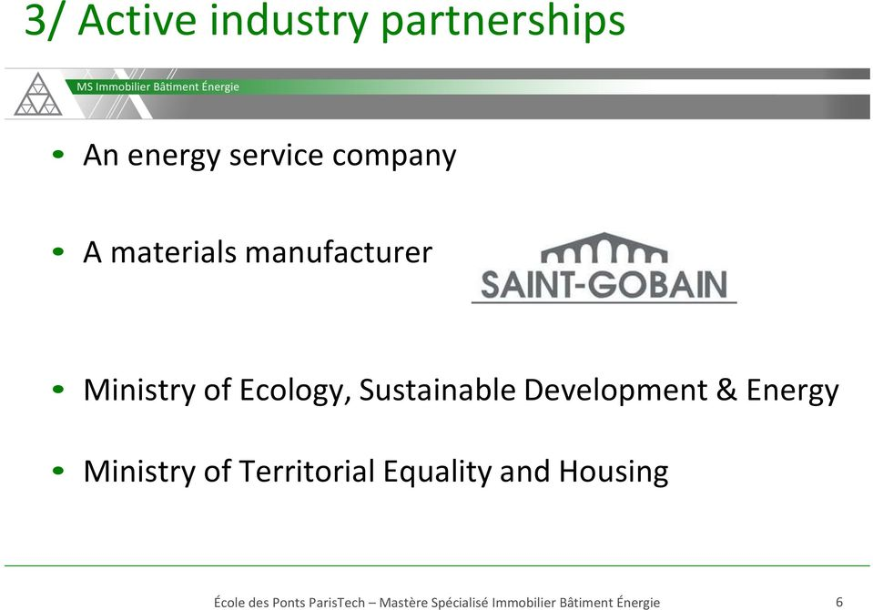 Ministry of Ecology, Sustainable Development