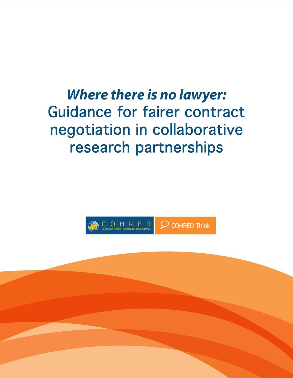 collaborative research partnerships C O