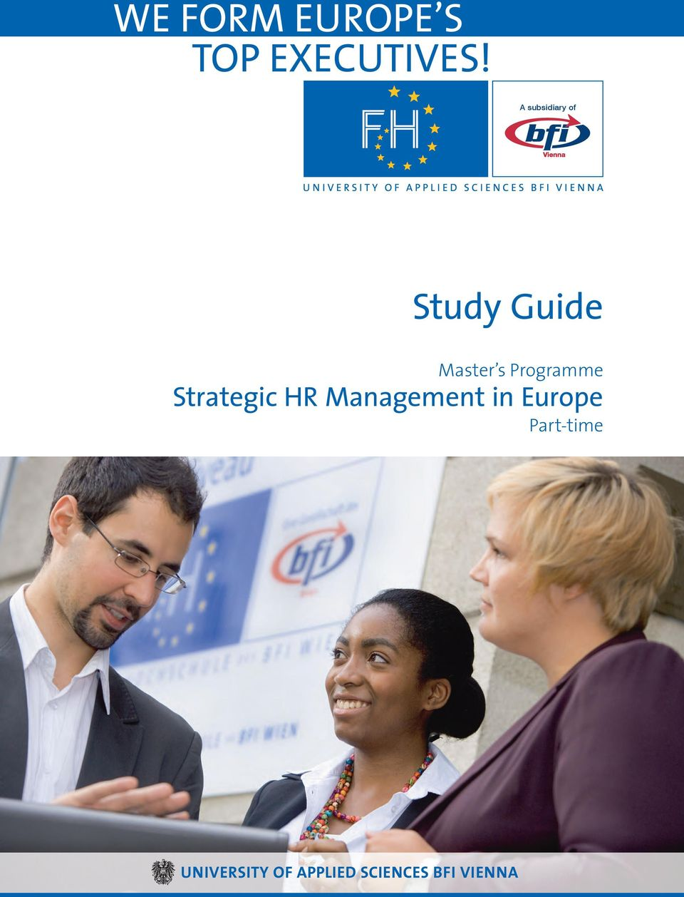 Programme Strategic HR Management in