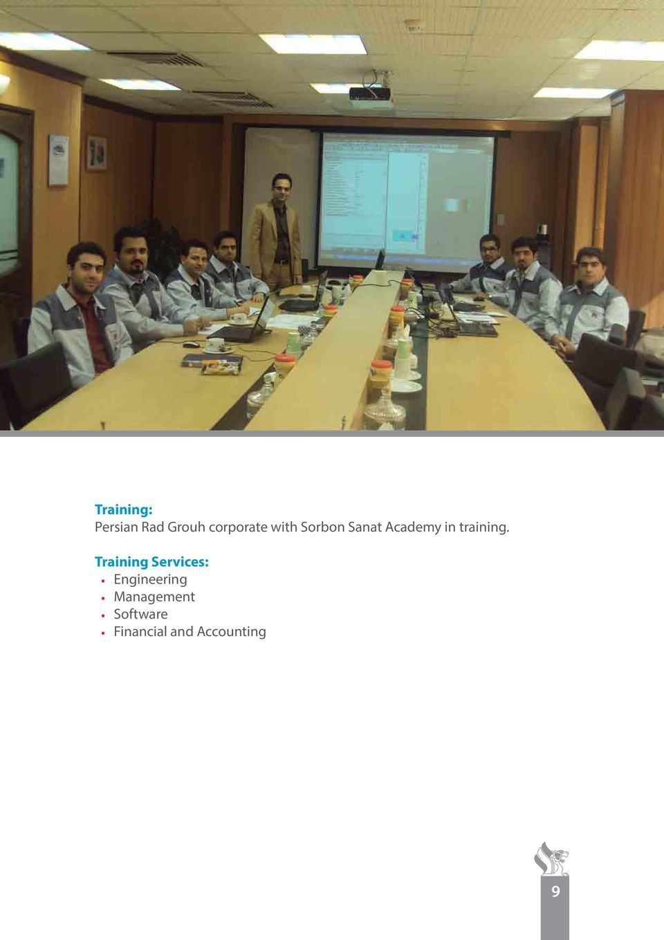 Training Services: Engineering