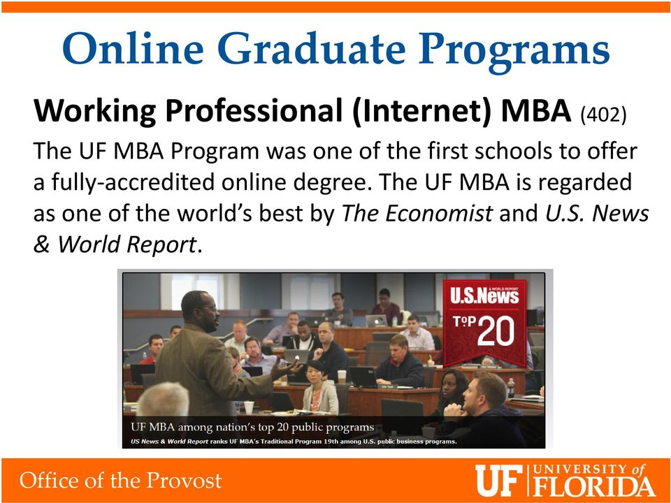 accredited online degree.