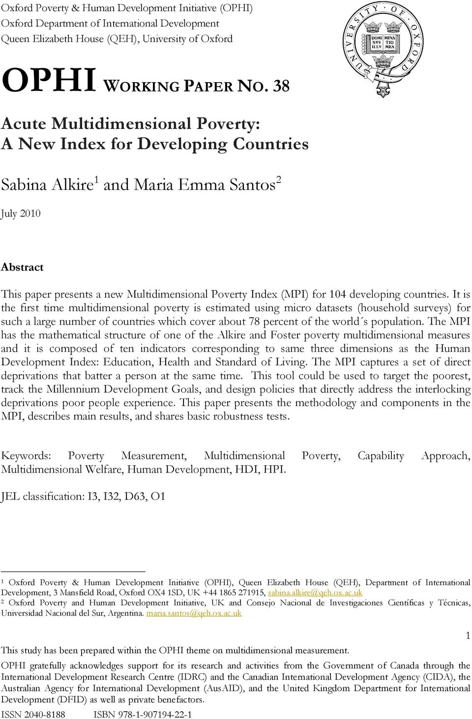 developing countries.
