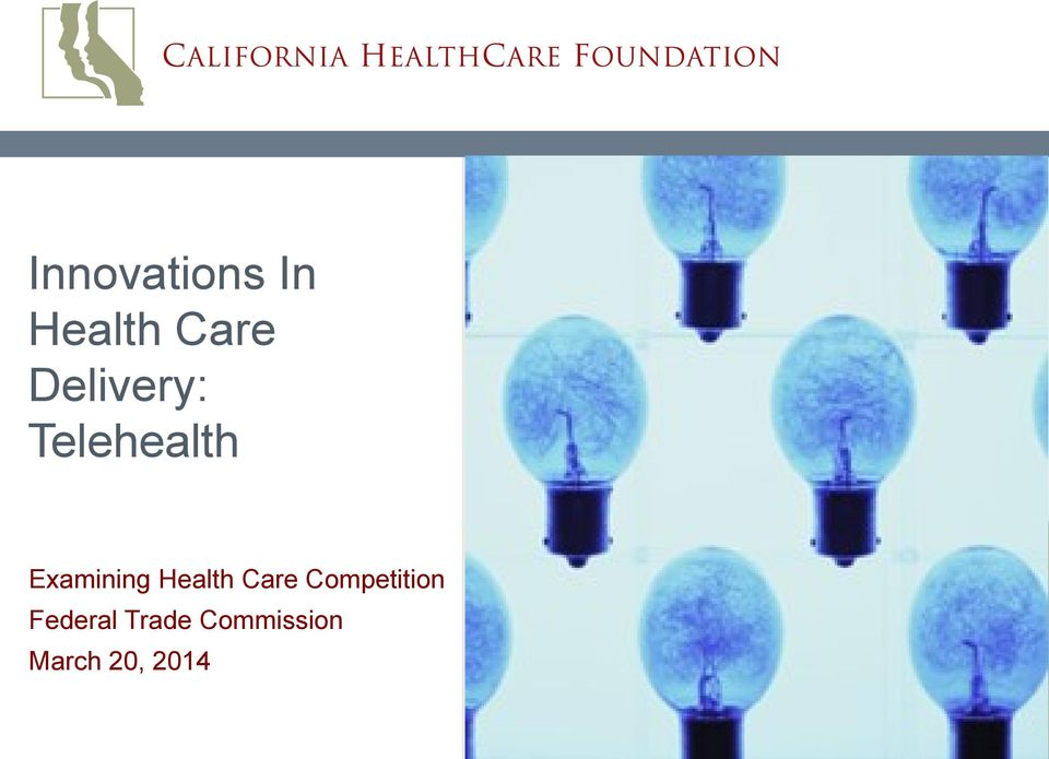Health Care Competition
