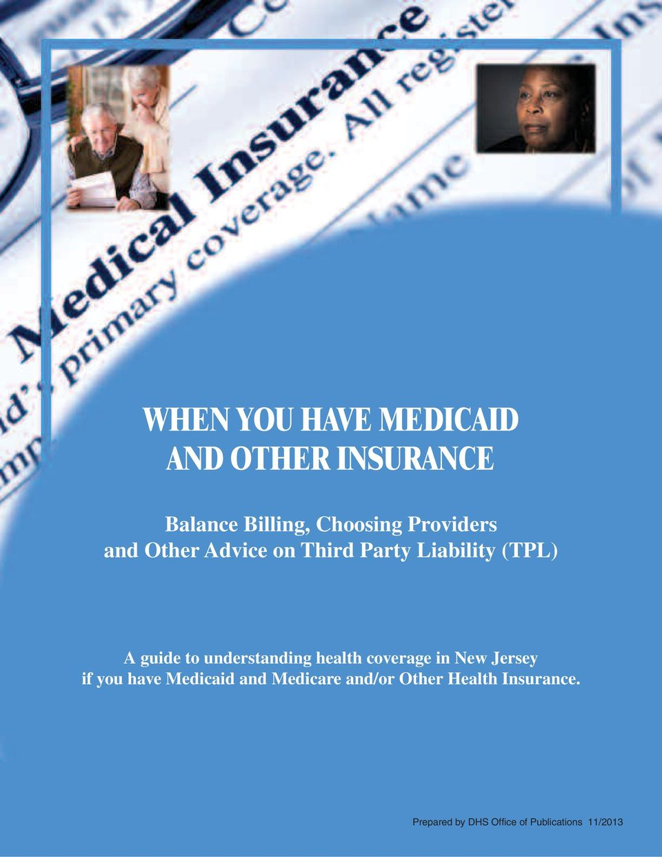 understanding health coverage in New Jersey if you have Medicaid and