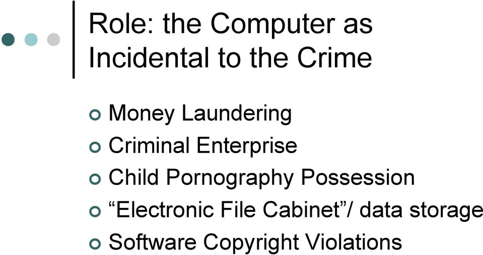 Child Pornography Possession Electronic File
