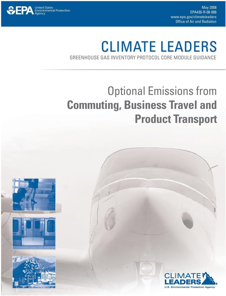gov/climateleaders Office of air and radiation ClimatE leaders