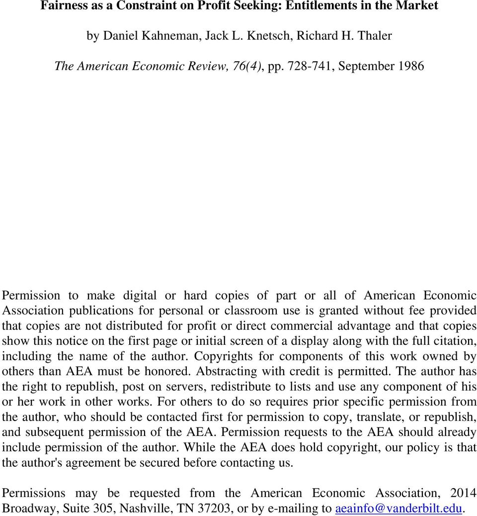 copies are not distributed for profit or direct commercial advantage and that copies show this notice on the first page or initial screen of a display along with the full citation, including the name